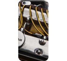 Jaguar XK engine iPhone Case/Skin