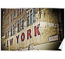 Hotel New York - Rotterdam Poster