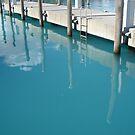 Caribbean Blue by dwcdaid