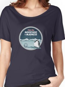 Visit the Mountains of Madness Women's Relaxed Fit T-Shirt