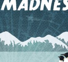 Visit the Mountains of Madness Sticker