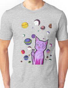 Interga-cat-tic Unisex T-Shirt