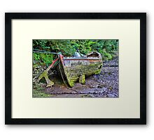 The Wreck of the Hesparus Framed Print