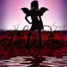 Gothic Angel by Arthur Carley