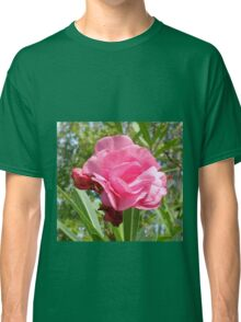Pink flower from Hathead Classic T-Shirt