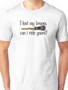 Lost Broom Unisex T-Shirt