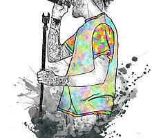 Zayn sketch by tashalmighty