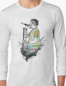 Zayn sketch Long Sleeve T-Shirt