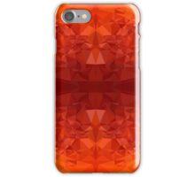 fire chrystal iPhone Case/Skin