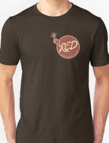 Red Team - Reliable Excavation Demolition Unisex T-Shirt