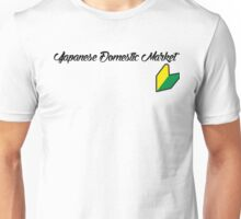 Japanese Domestic Market  Unisex T-Shirt