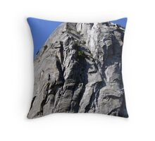 Half Dome in Yosemite Throw Pillow