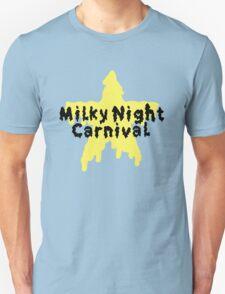 Milky Night melty star Unisex T-Shirt