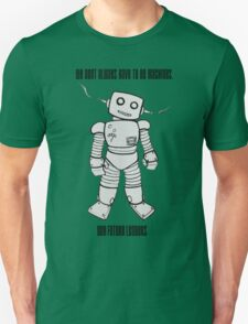 Robot Machines T-Shirt