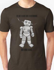Robot Machines Unisex T-Shirt