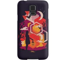 Illuminates Samsung Galaxy Case/Skin