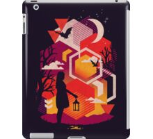 Illuminates iPad Case/Skin