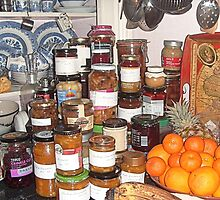 My preserves up to now by hilarydougill