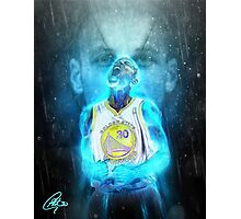Steph Curry Photographic Print