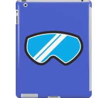 Winter SNOW Goggles  iPad Case/Skin