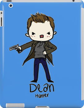 Dean Winchester by sleepyfortress
