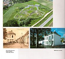 Ename the archeological site and the Village Museum by John Sunderland