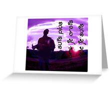 savethegirl Greeting Card
