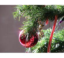 Christmas 1 Photographic Print