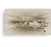 Faded Reflections  Canvas Print