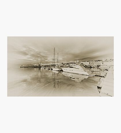 Faded Reflections  Photographic Print