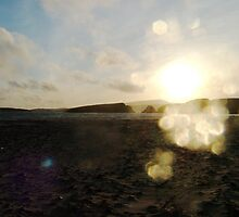 The bright sun at St Ninians by Twscats