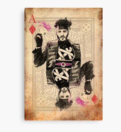 Ace of Diamonds Gambit Canvas Print