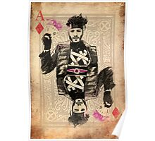Ace of Diamonds Gambit Poster