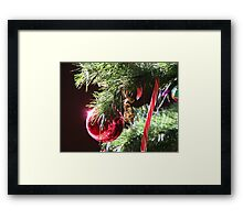 Christmas 3 Framed Print