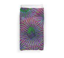 Favites coral pattern Duvet Cover