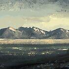 Speedpaint Landscape: Arctic scenery by Richard Eijkenbroek