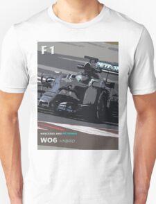 MERCEDES AMG PETRONAS Unisex T-Shirt