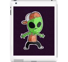 Cool Alien iPad Case/Skin