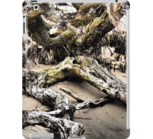 """Crabbed age and youth...."" iPad Case/Skin"