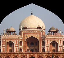 Humayun's tomb, Delhi, India by vadim19