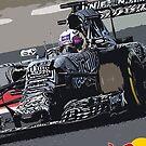 Red Bull RB 11 F1 by harrisonformula