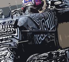Red Bull RB 11 F1 Sticker