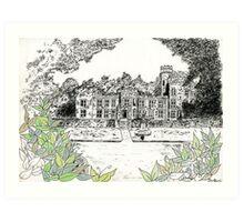 Cyfartha Castle Art Print