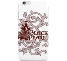 Pirates of the Caribbean-The Black Pearl iPhone Case/Skin