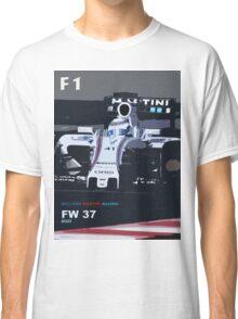 WILLIAMS MARTINI RACING Classic T-Shirt