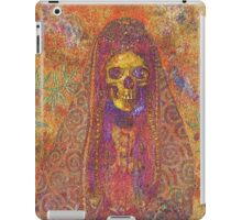 Gothic Decorative Skeleton iPad Case/Skin