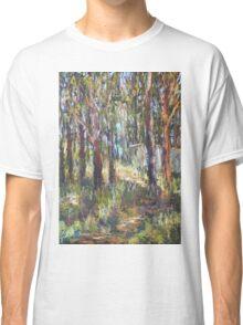 Gum Scrub - plein air paint out Classic T-Shirt