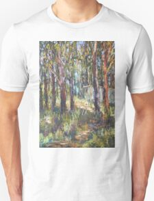 Gum Scrub - plein air paint out Unisex T-Shirt
