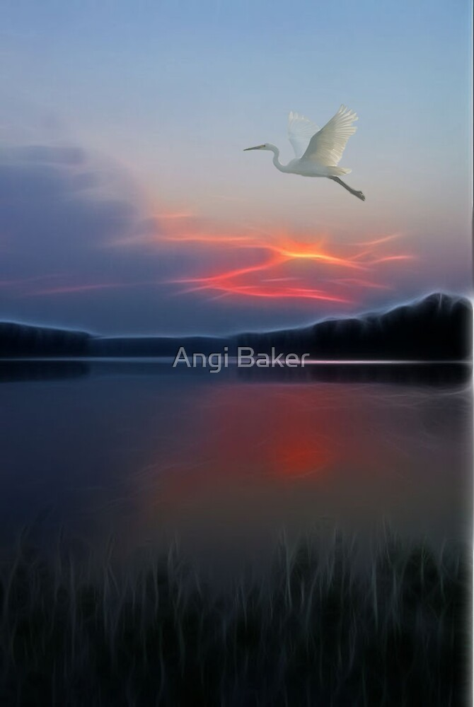 All By Myself by Angi Baker