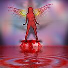 Blood Bath Fairy by Arthur Carley